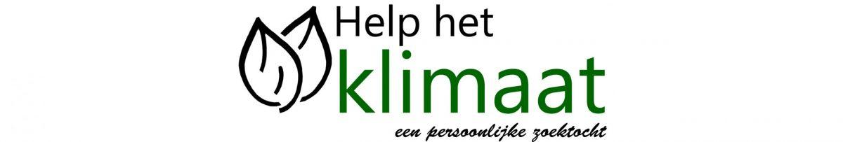 Help het klimaat